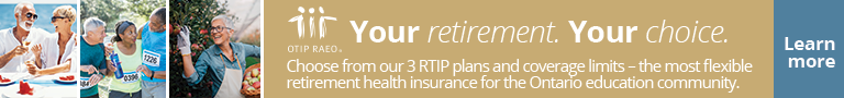 Your retirement. Your choice. Choose from our 3 RTIP plans and coverage limits.